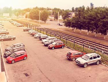 фото парковки