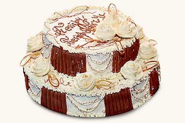 Торт в Банкетоном зале