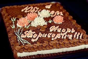Торт для Юбиляра На Фабрике